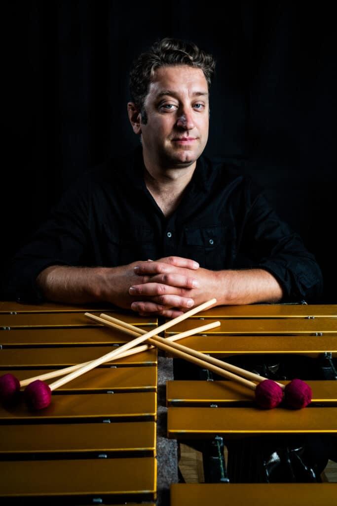 Tim Collins - Jazz Vibraphonist