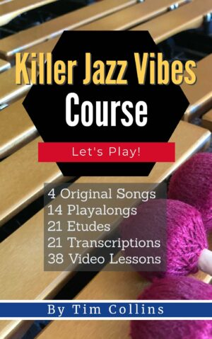 Featured Image for the Killer Jazz Vibes Course - Let's Play